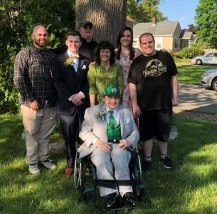 Prom 2018 Family 2